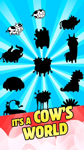 Cow Evolution - Crazy Cow Making Clicker Game 1.11.4 screenshots 10