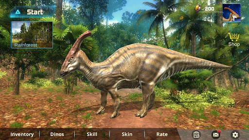 Parasaurolophus Simulator 1.0.6 screenshots 1