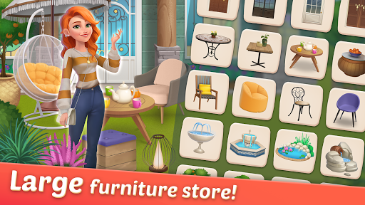 DesignVille: Home, Interior & Garden Design Game apktram screenshots 18