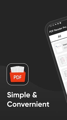 PDF Reader for Android new 2021 apktram screenshots 1