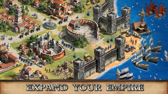 Rise of Empires: Ice and Fire 1.250.208 screenshots 3