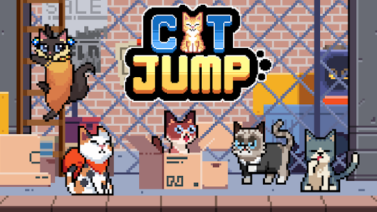 Cat Jump Mod Apk 1.1.64 (A Lot of Currency) 7