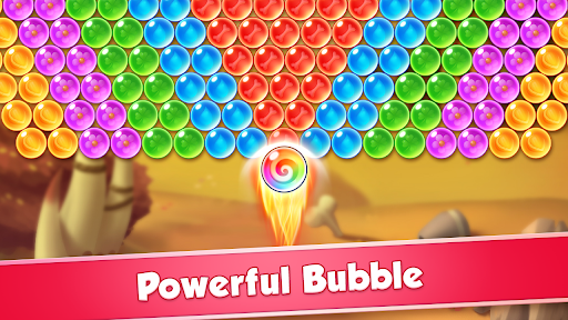 Baby Pop - Primitive Bubble Shooter & Dress up Varies with device screenshots 6