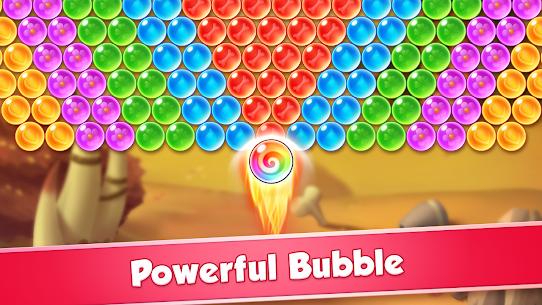 Baby Pop – Primitive Bubble Shooter & Dress up MOD APK (Unlimited Money) 5