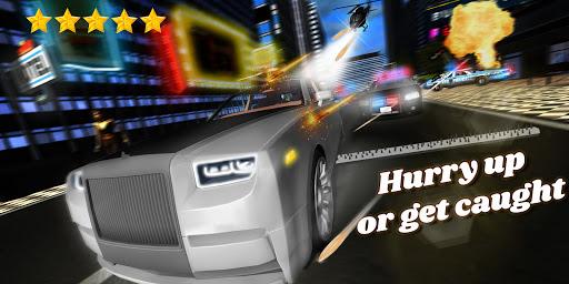 Grand Gangster Town : Real Auto Driver 2021 Apkfinish screenshots 6