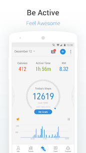Pacer Pedometer: Walking, Running, Step Challenges 1