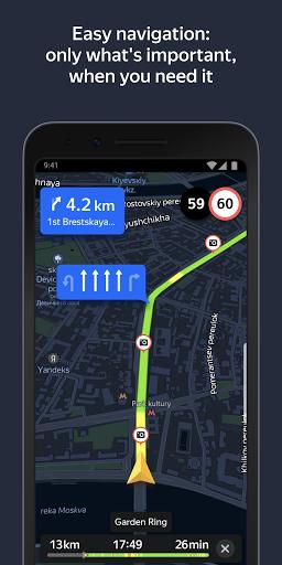Yandex.Navigator apktram screenshots 2
