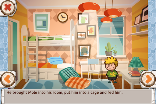 Mole's Adventure - Story with Logic Games Free  screenshots 3