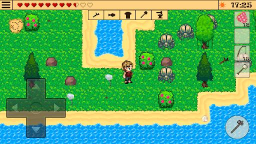 Survival RPG: Lost Treasure Adventure Retro 2d 6.2.5 screenshots 6