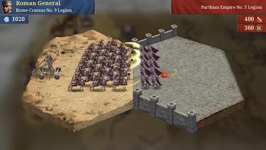 Great Conqueror: Rome MOD APK 1.6.2 (Unlimited Medals) 13