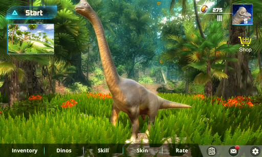 Brachiosaurus Simulator apklade screenshots 1