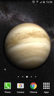 Venus in HD Gyro 3D Free
