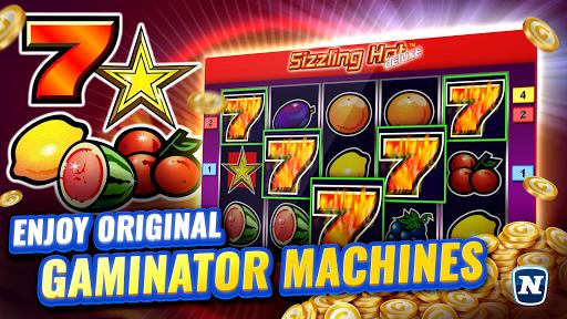 Gaminator Casino Slots - Play Slot Machines 777 3.21.1 screenshots 1
