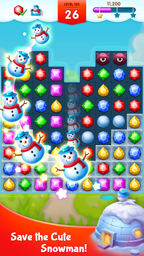 Jewels Legend - Match 3 Puzzle 2.35.2 screenshots 15