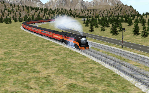 Train Sim Screenshot