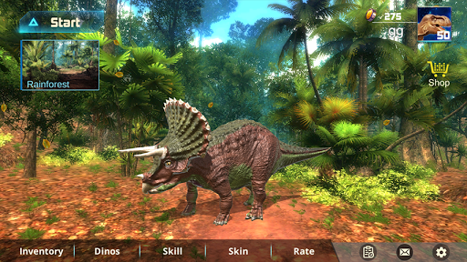 Triceratops Simulator  screenshots 1