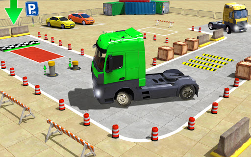 New Truck Parking 2020: Hard PvP Car Parking Games  screenshots 4