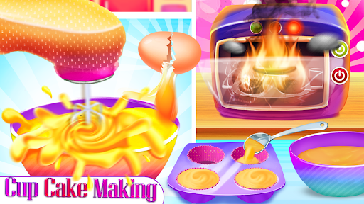 Cake Maker And Decorate - Cooking Maker Games screenshots 2