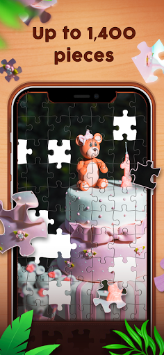 Jigsaw Puzzles - Magic Collection Games  screenshots 3