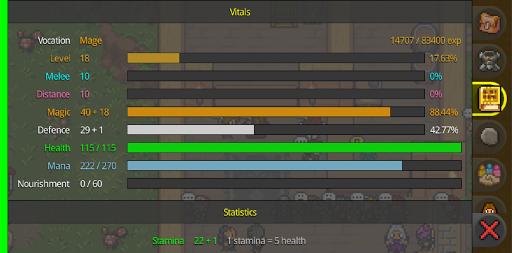 Mirage Realms MMORPG  screenshots 8