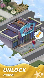 Match Town Makeover MOD APK 1.11.1200 (Unlimited Coin, Star) 6
