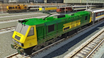 Train Simulator 2020: Modern Train Racing Games 3D