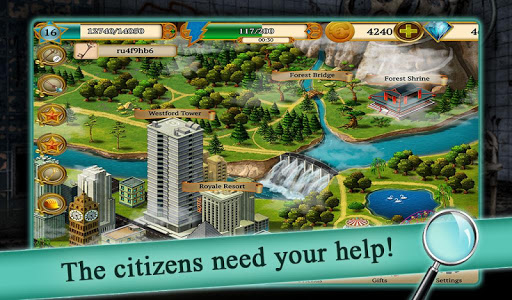 Blackstone Mystery: Hidden Object Puzzle Game 5.60 screenshots 2