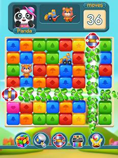 Cube Crush Rescue The Panda