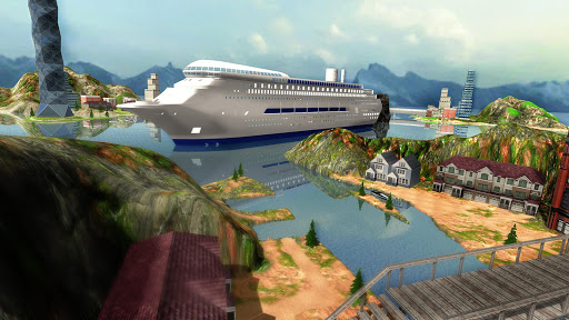Transport Cruise Ship Game Passenger Bus Simulator 3.0 screenshots 10