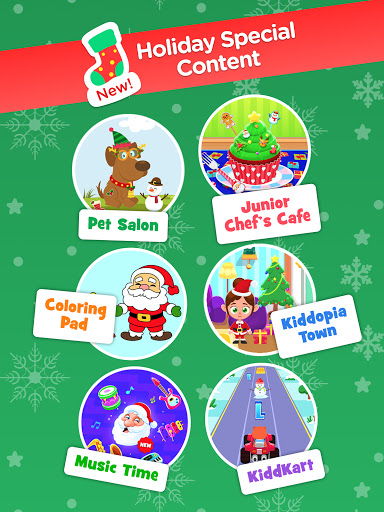 Kiddopia: Preschool Education & ABC Games for Kids 2.3.1 screenshots 9