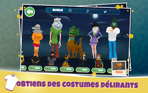 Scooby-Doo Mystery Cases Capture d'écran