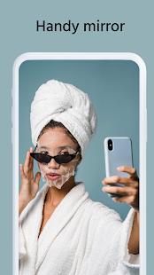Beauty Mirror - Light Mirror & Makeup Mirror App  Screenshots 7