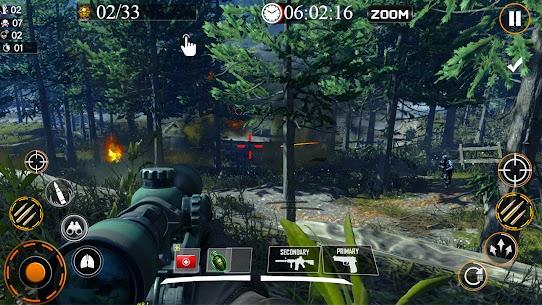 Call Of IGI Commando Mod Apk: Mobile Duty (God Mode) 9
