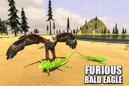 Furious Eagle Family Simulator apkpoly screenshots 13