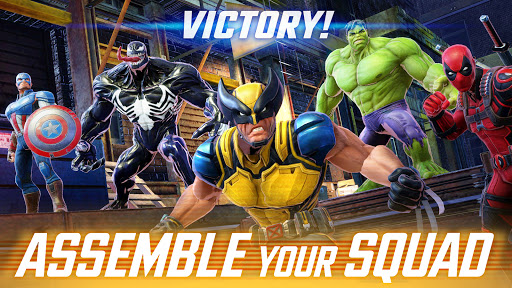 MARVEL Strike Force - Squad RPG 5.2.1 screenshots 1