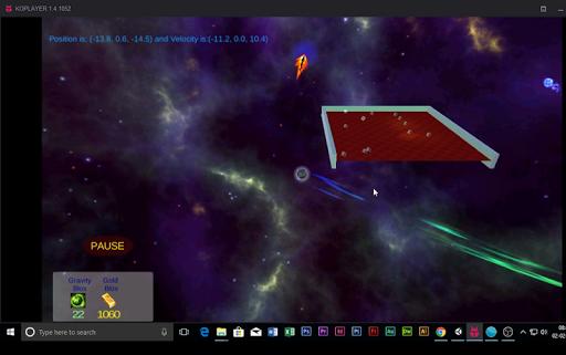 ud83cudf0c Golden Galaxy ud83dudcab Interstellar Sandbox Puzzle ud83cudfa1 goodtube screenshots 4