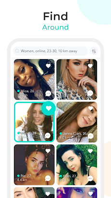 CUPI CHAT – free cupid dating with a flirt chatのおすすめ画像1
