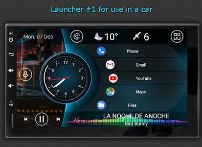 Car Launcher Pro 3.2.1.05 (Paid) (SAP) (Armeabi-v7a)
