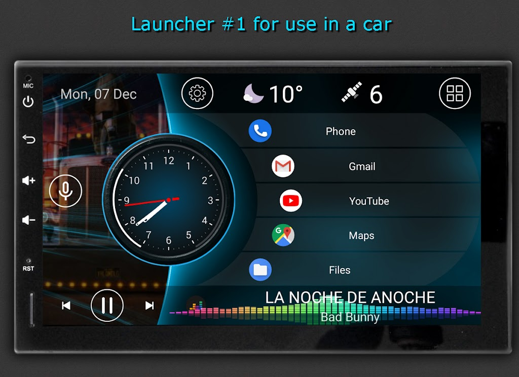 Car Launcher Pro  poster 0