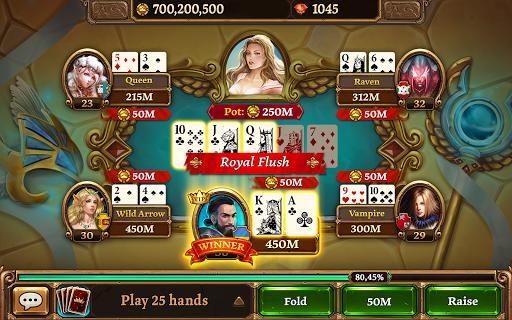 Play Free Online Poker Game - Scatter HoldEm Poker screenshots 12