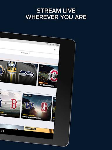 Fox Sports Go 4.8.0 Screenshots 7
