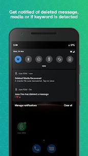 Auto RDM – Recover Deleted Messages & status saver (MOD APK, Premium) v1.6.3.d0df 2