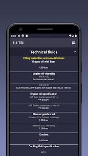 TechApp for Volkswagen 5