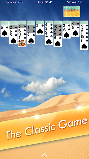 Spider Solitaire - Classic Card Games 4.7.0.20210611 screenshots 10