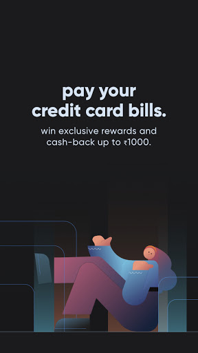 CRED - pay your credit card bills & earn rewards screenshots 1