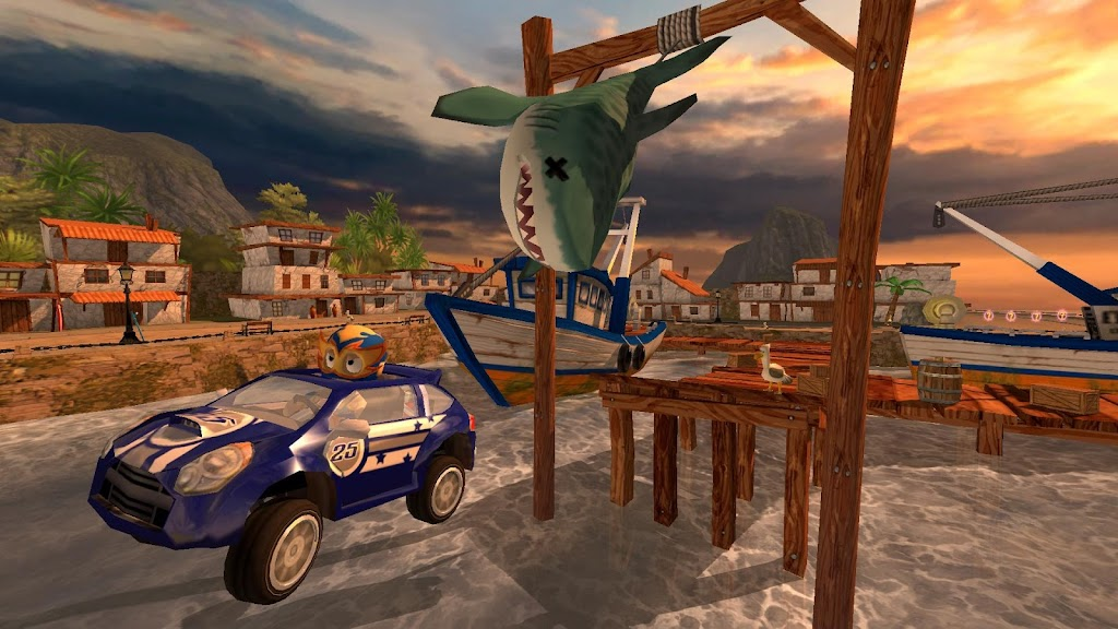 Beach Buggy Racing poster 4