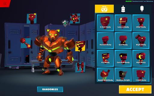 Bomb Bots Arena - Multiplayer Bomber Brawl  screenshots 13