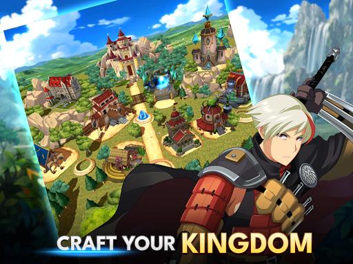 Starsteel Fantasy - Puzzle Combat  screenshots 11