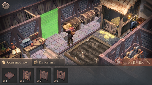 Grim Soul: Dark Fantasy Survival APK MOD (Astuce) screenshots 2
