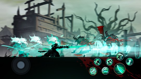 Shadow Knight MOD APK (God Mode) free on Android 1